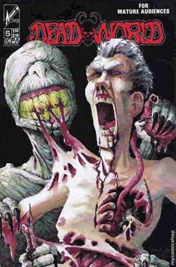Deadworld horror comic