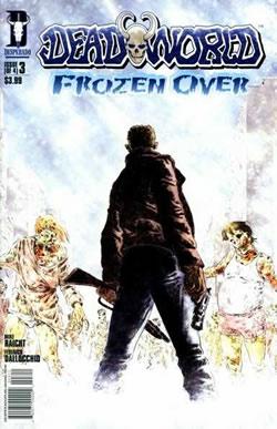 Deadworld Frozen comic