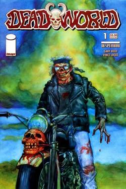 Deadworld Requiem comic