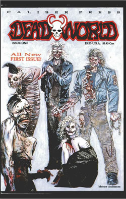 Deadworld volume 2