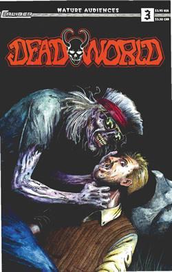 Deadworld comic