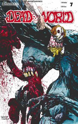 Deadworld issue