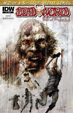 Deadworld: War of the Dead