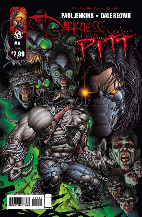 Darkness crosses over with Pitt (The Darkness/Pitt)