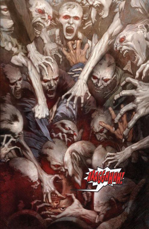 FVZA #2 - Vampire feeding frenzy