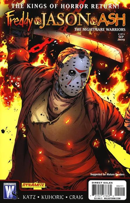 Freddy vs. Jason vs. Ash 2 Nightmare Warriors