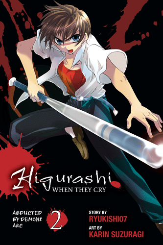 Higurashi When They Cry: Abducted by Demons Arc Vol 2