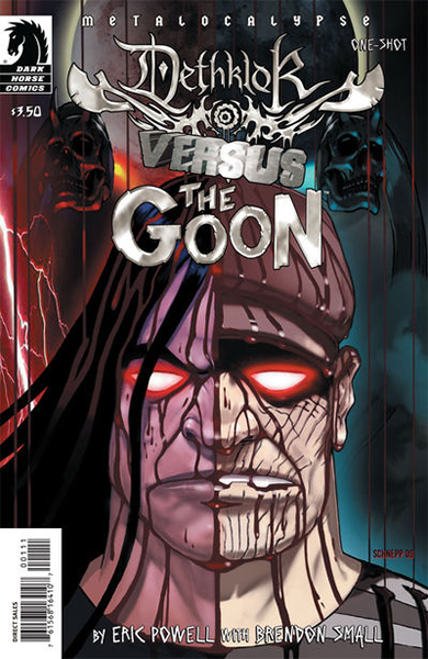 Dethklok vs. The Goon