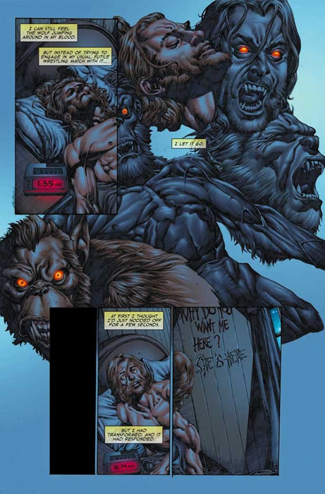 Mico Suayan on Dead of Night: Werewolf by Night