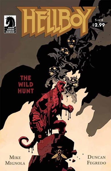 Mike Mignola on Hellboy