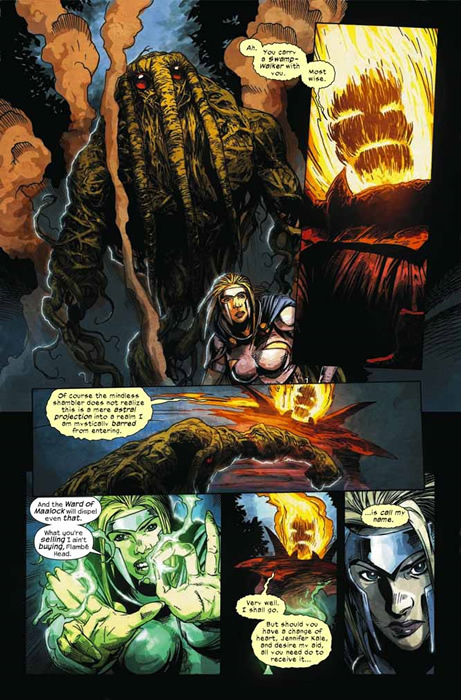 Rus Wooten on Marvel Zombies 4