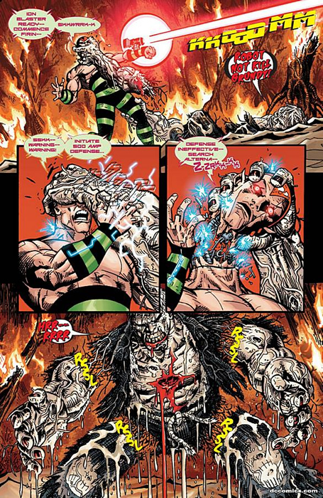 Sal Cipriano on Solomon Grundy