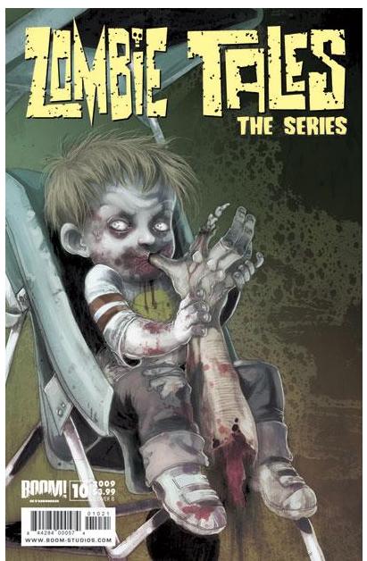 Zombie Tales #10