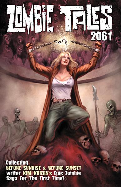Zombie Tales: 2061