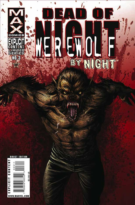 Dead of Night - Werewolf by Night #3