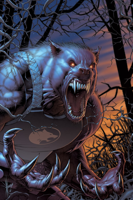 The Astounding Wolfman #16