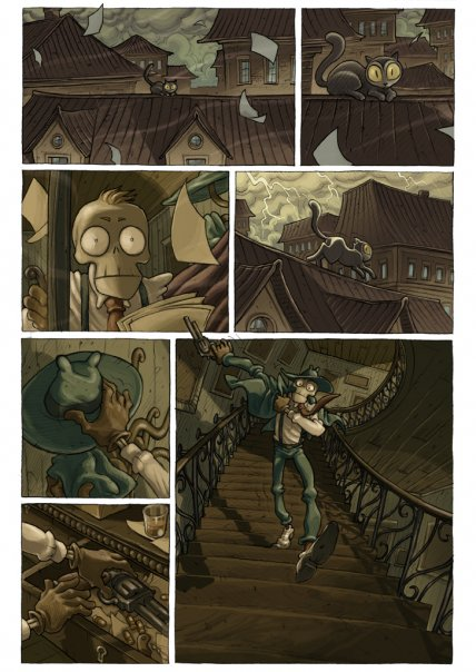 Alessandro Rak - A Skeleton Story