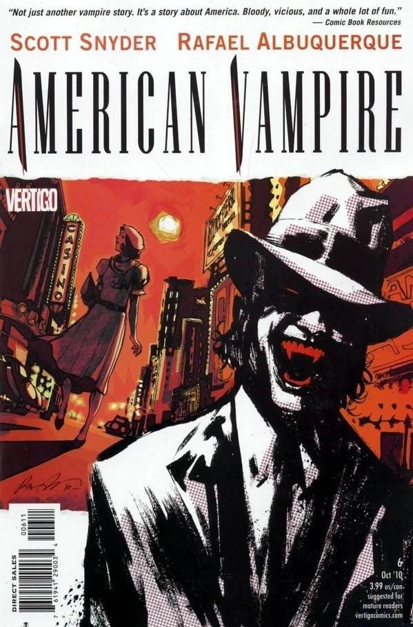 Scott Snyder - American Vampire