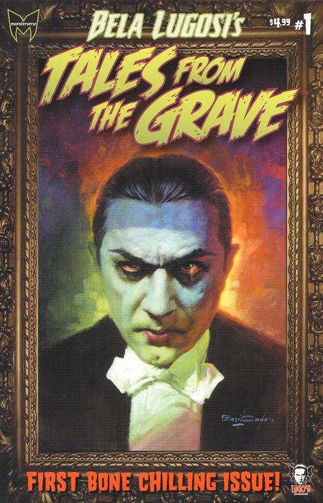 Bela Lugosi's: Tales from the Grave