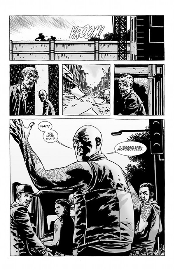 Charlie Adlard - The Walking Dead