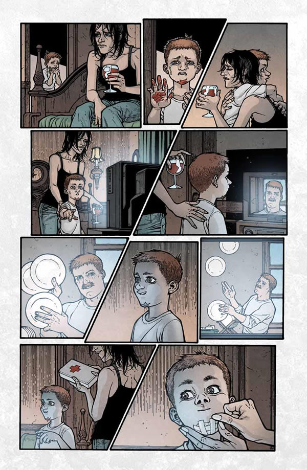 Gabriel Rodriguez - Locke and Key