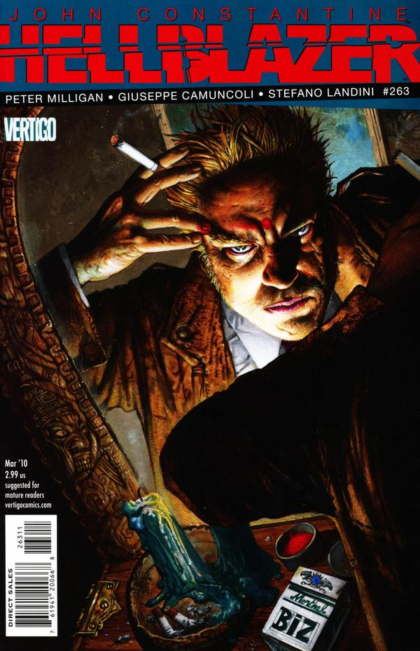 Peter Milligan - Hellblazer