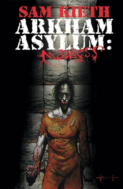 Arkham Asylum Madness HC