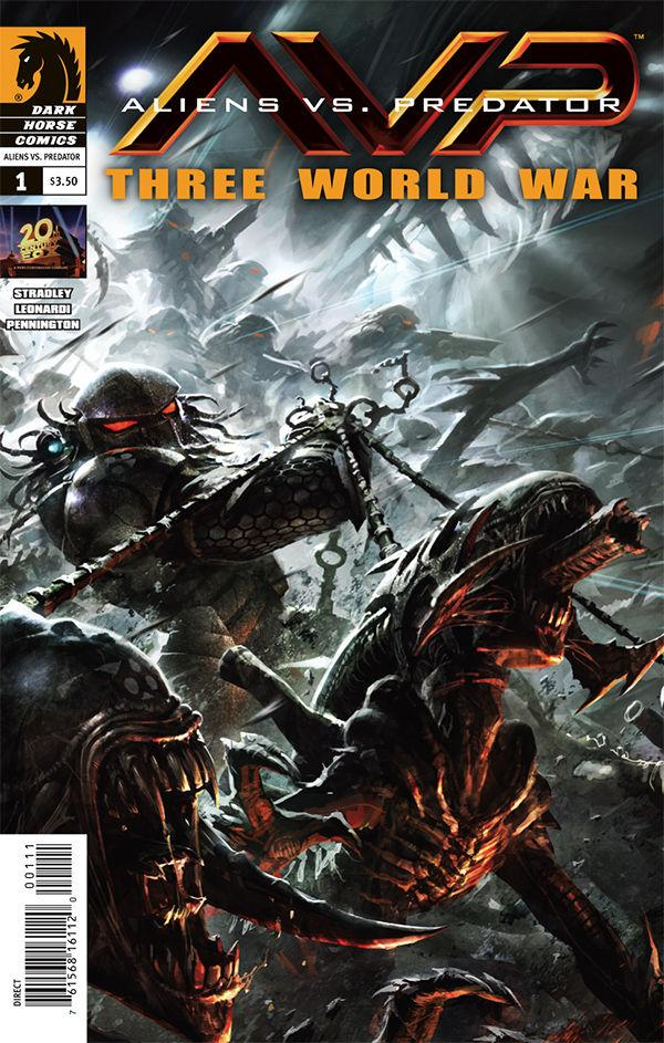 AVP Three World War
