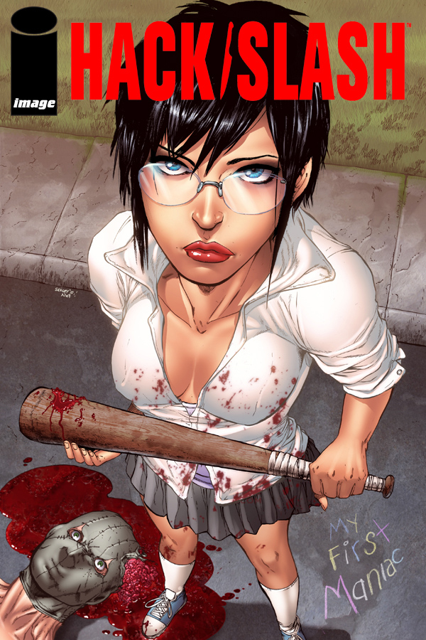 Tim Seeley - Hack/Slash