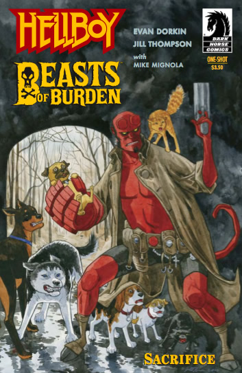 Hellboy and The Beasts of Burden