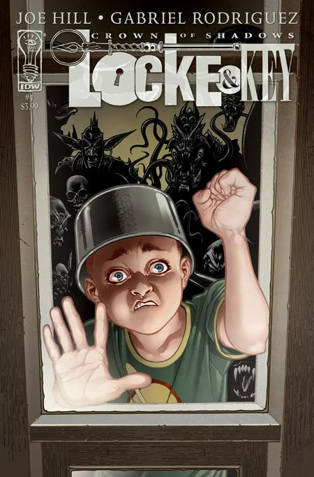 Joe Hill - Locke & Key