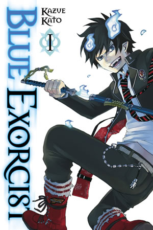 Blue Exorcist V. 1