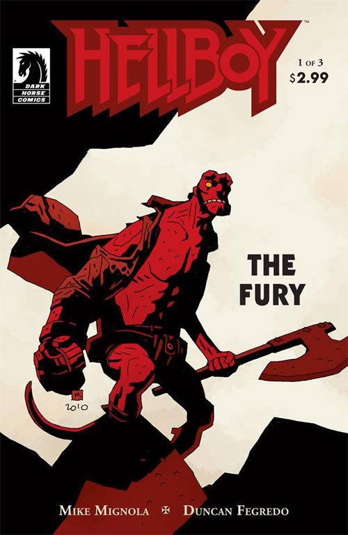 Hellboy: The Fury