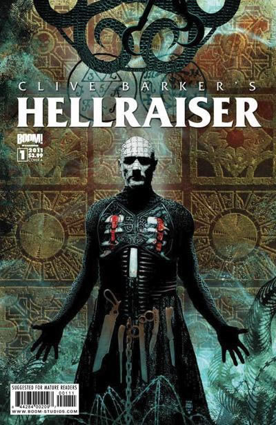 Clive Barker and Christopher Monfette on Hellraiser