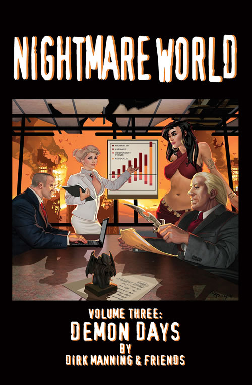 Nightmare World Vol. 3