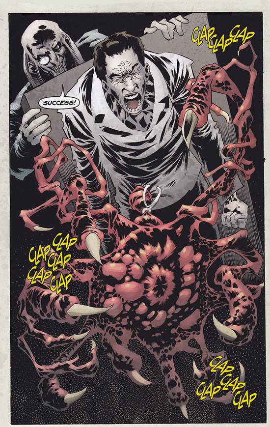 Don Carpets small intestine surgery Edge of Doom #3