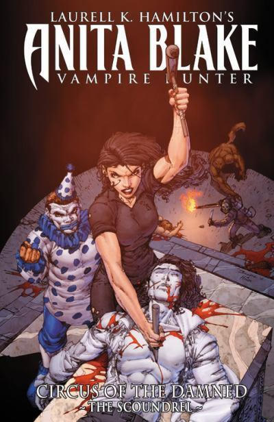 Laurell K. Hamilton's Anita Blake Vampire Hunter
