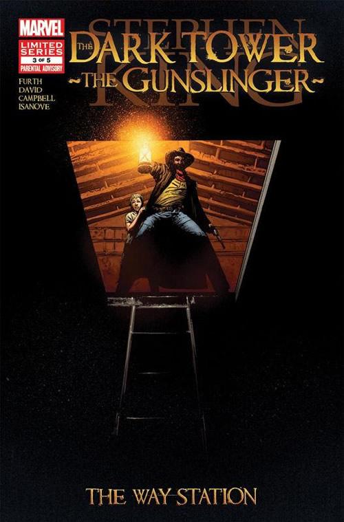 Stephen King's Dark Tower Gunslinger Way Station