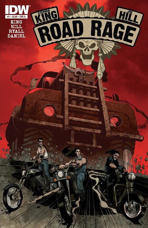 Stephen King/Joe Hill/Richard Matheson's Road Rage