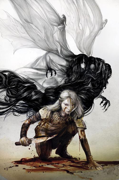 Caitlin R. Kiernan's Alabaster Wolves