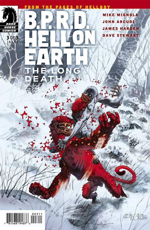 BPRD Hell of Earth - The Long Death