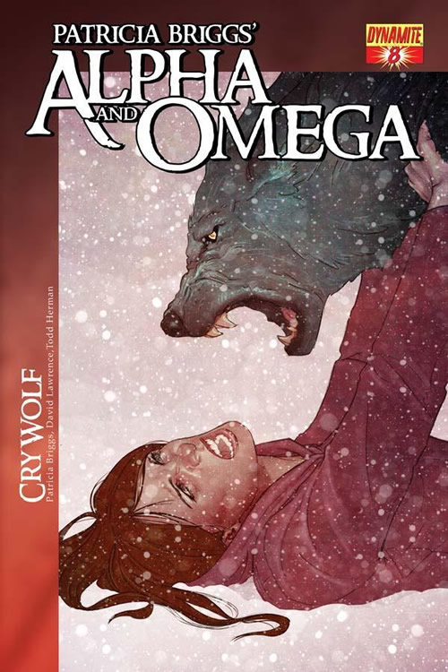 Patrica Briggs Alpha and Omega