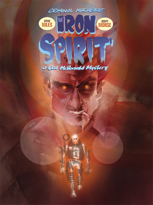 Criminal Macabre: The Iron Spirit