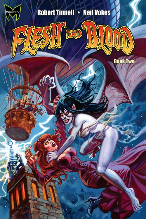 Flesh and Blood Volume 2