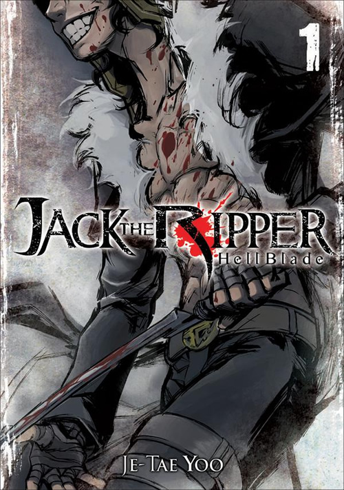 Jack the Ripper Hellblade