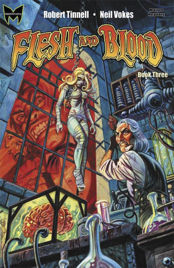 Flesh and Blood Volume 3