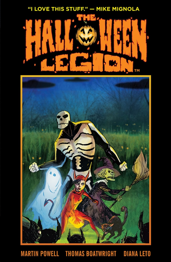 Halloween Legion Great Goblin Invasion