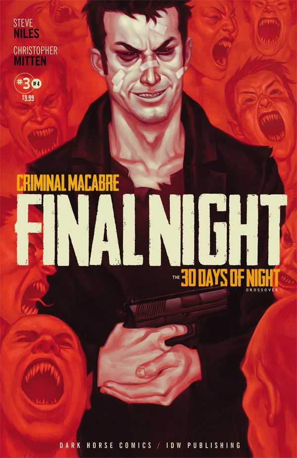 Criminal Macabre/30 Days of Night