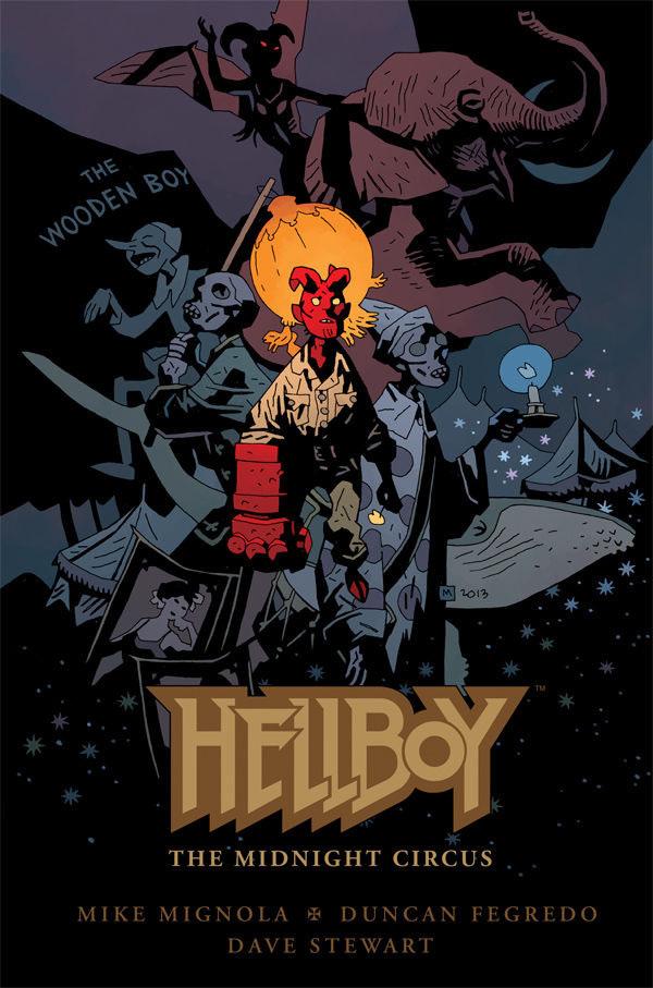 Hellboy The Midnight Circus