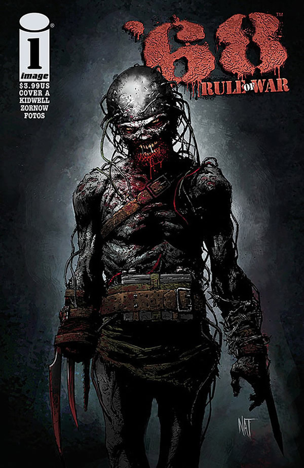 68 Rule of War #1 Cover A